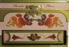 Trousselier Anemonen-Spieluhr, Ansicht vorn, Spieldose geschlossen