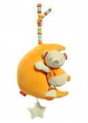 Baby-Spieluhr, Teddy im Mond,BabyFehn