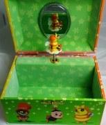 Josefine die Biene©, reizende Spieluhr von Trousselier, Einzelstück