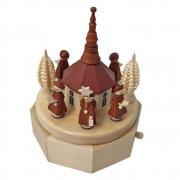 Seiffen im Erzgebirge - Spieldose