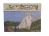 Spieluhr Gentle Unicorn - das sanfte Einhorn, Spieldose geschlossen, Ansicht Seite