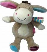 Esel, mini Baby-Spieluhr, Serie Monkey-Donkey, Baby-Fehn©