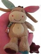Baby-Spieluhr, Esel im rosa Mond,BabyFehn