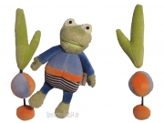 Sterntaler Musik-Mobile Finn der Frosch