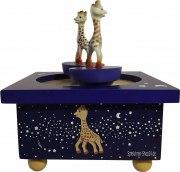 """Spieluhr Holz """"Sophie The Giraffe""""© Milky Way"""