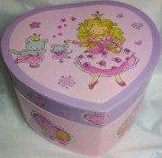 Kinder-Spieluhr, Prinzessin, Trousselier