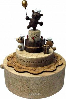 Spieluhren aus Holz