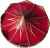 Karussell dreistöckig mit Licht, Spiegelsäule, Bewegung, 50 Melodien, verziertes Zeltdach von oben