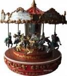 Karussell Spieluhren