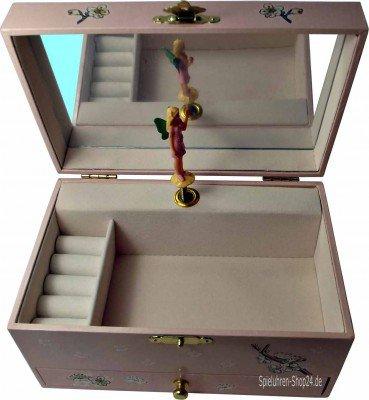 Kinder-Spieluhr, Kirschblüten - Elfe©, Trousselier