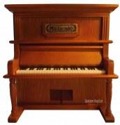 """Klavier Spieluhr Holz mit Melodie """"Für Elise"""""""