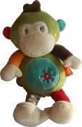 "Mini Baby-Spieluhr Affe, Serie ""Safari"""