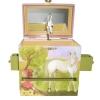 Feenpferd von Enchantmints, Spieluhr und Schubladen geöffnet, Vorderansicht