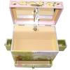 Feenpferd von Enchantmints, Spieluhr und Schubladen geöffnet, Ansicht von oben