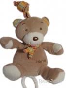 """Fehn Baby Spieluhr Teddy aus der """"Rainbow"""" - Kollektion"""