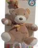 """Baby Spieluhr Teddy von Fehn aus der  """"Rainbow """" Kollektion in Originalverpackung"""