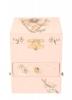 Kirschblüten Fee Traumspieluhr von Trousselier, Ansicht von vorn, Spieluhr geschlossen