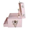 Flower Fairies Kirschblütenelfe seitliche Ansicht, geöffnete Spieluhr - NEU: ein großes Fach, ein Ringfach