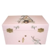 Kirschblüten Spieldose Rückseite