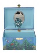 Kinder-Spieluhr, der Regenbogenfisch©, Trousselier