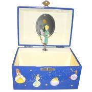 """Kinder-Spieluhr, """"Der kleine Prinz"""" ©, Trousselier"""