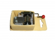 Spieluhrenwerke - Spielwerke mit Handkurbel 18 Ton von Trousselier